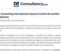 3E Accounting International Network Achieves 60-Member Milestone