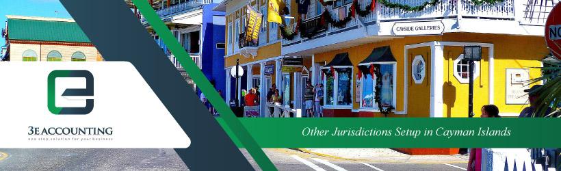 Company Incorporate in Cayman Islands