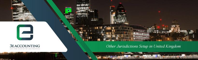 Company Incorporate in United Kingdom
