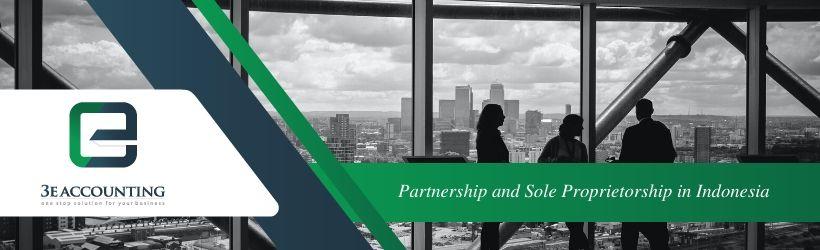 Partnership and Sole Proprietorship in Indonesia