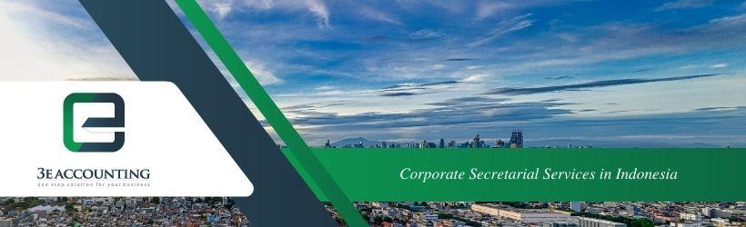 Corporate Secretarial Services in Indonesia