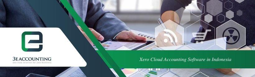 Xero Cloud Accounting Software in Indonesia
