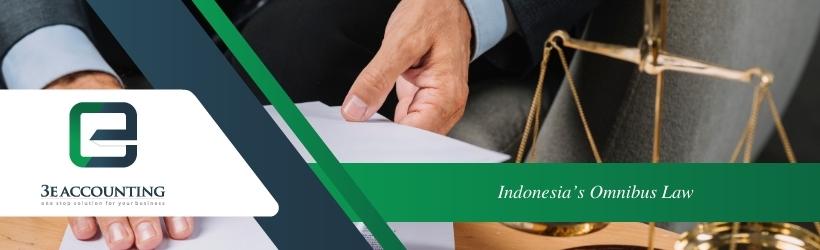 Indonesia's Omnibus Law
