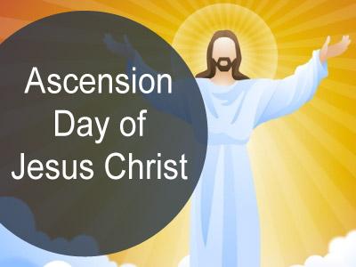 Ascension Day of Jesus Christ
