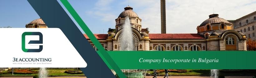 Company Incorporate in Bulgaria