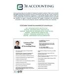 3E Accounting Clinches 6 Awards at ACQ5 Global Awards 2020