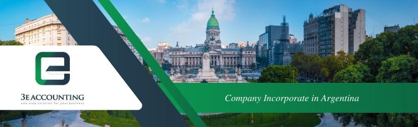Company Incorporate in Argentina