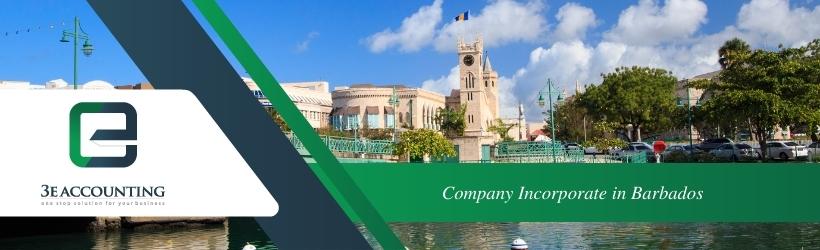 Company Incorporate in Barbados