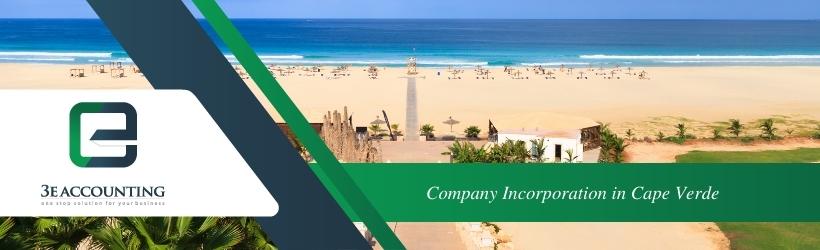 Company Incorporate in Cape Verde