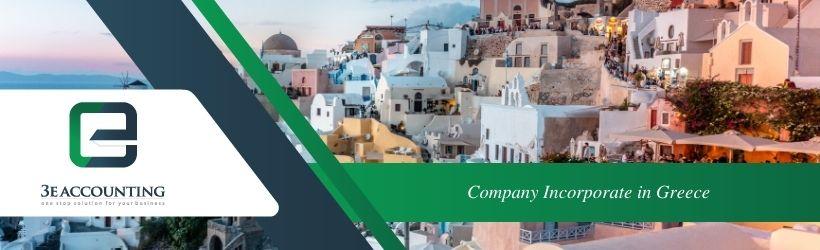 Company Incorporate in Greece
