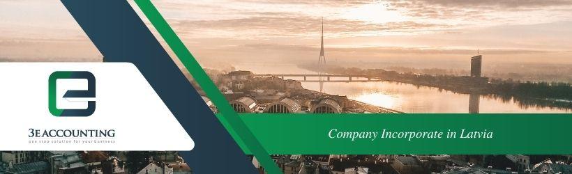 Company Incorporate in Latvia