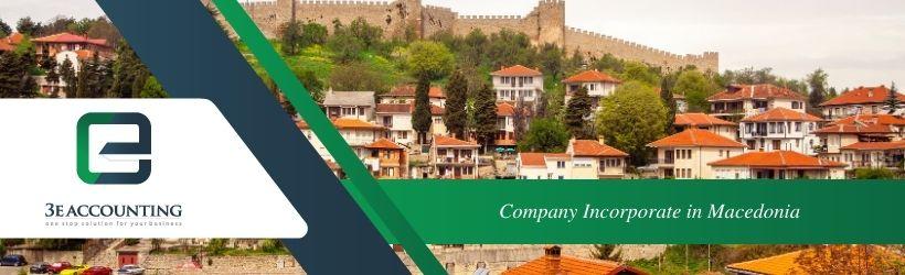 Company Incorporate in Macedonia