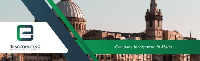 Company Incorporate in Malta