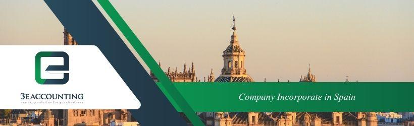 Company Incorporate in Spain