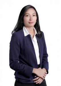 Mrs Putri Rahajeng - Director
