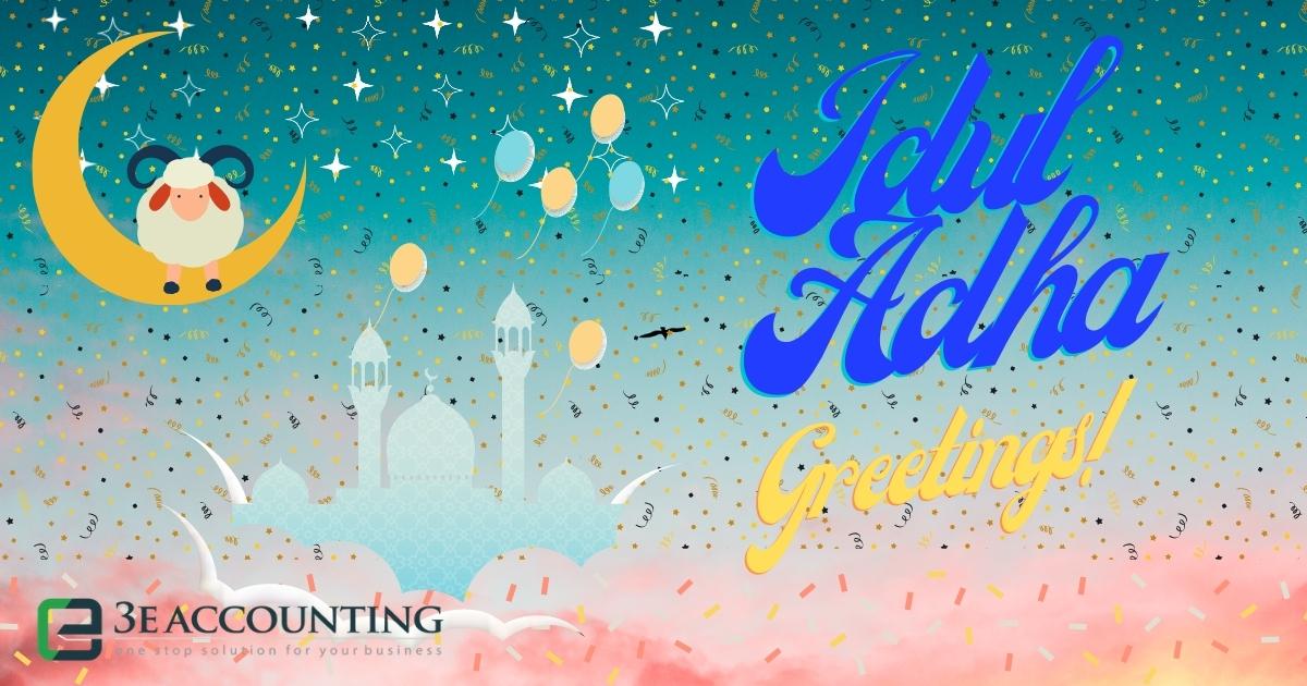 Idul Adha Greetings