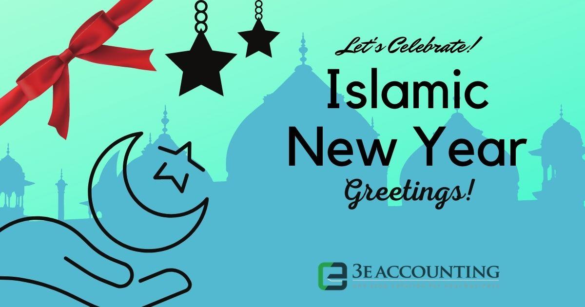 Islamic New Year Greetings 2021